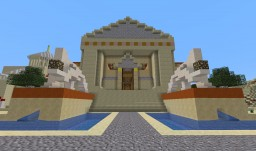 Library of Pharos Minecraft Map & Project