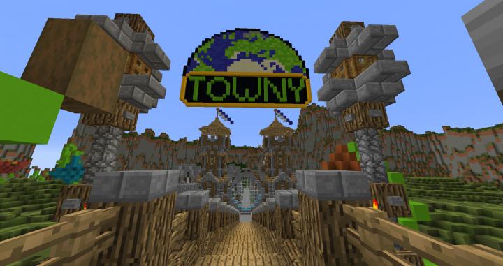 Eldercraft Towny [ 1.13.2 ] Minecraft Server