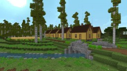 Denver And Rio Grande Western Railroad Bunkhouses Minecraft Map & Project