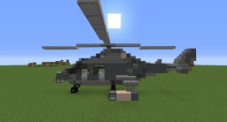 The helicopter Minecraft Map & Project