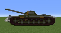 59 tanks Minecraft Map & Project
