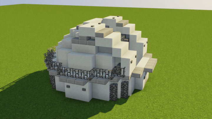 Small Observatory Minecraft Project