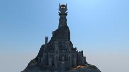 Repro - Barad-dûr Minecraft Map & Project