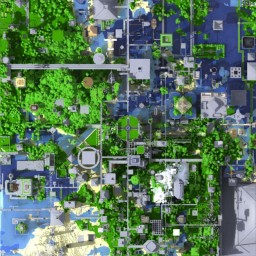 Reddit Server Late 2010 Minecraft Map & Project