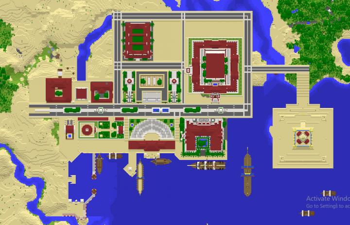Map of Elizandria