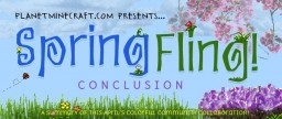 Spring Fling Community Event Summary Minecraft Blog