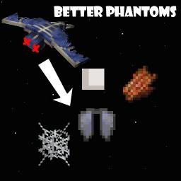 Better Phantoms (v1.4) Minecraft Data Pack