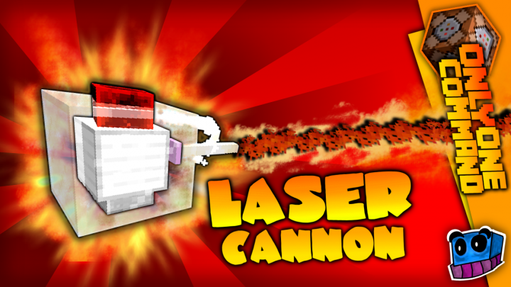 Laser Cannons! Video Thumbnail.