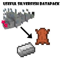 Useful Silverfish Datapack (v1.2) Minecraft Data Pack