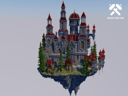Minecraft Epic Catsle by Vfog Minecraft Map & Project