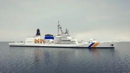 Patrol Vessel -Shikishima class , Coast Guard Minecraft Map & Project