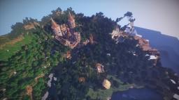 Minecraft - timelapse - Medieval castle / city Minecraft Map & Project