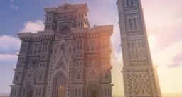Cattedrale di Santa Maria del Fiore Minecraft Map & Project
