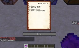 Overpowered Diving Armor  (v1.1) Minecraft Data Pack