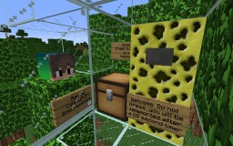 Derp parkour Minecraft Map & Project