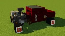 Pickup Hot Rod Minecraft Map & Project