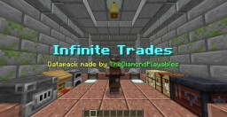 Infinite Trades - No Trading Limits! [1.14] Minecraft Data Pack