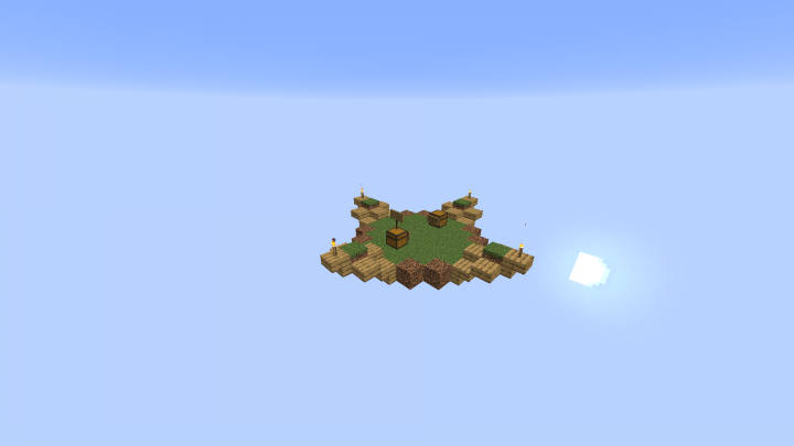 1.14 Skyblock With Skyblock Datapack Minecraft Project