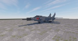 Mikoyan Mig-31 Foxhound 1.5:1 Minecraft Map & Project