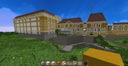 European Architect Minecraft Map & Project