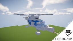 Futuristic Helicopter  [CF]