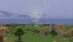 Tornado Datapack (1.13/1.14) Minecraft Data Pack
