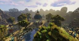 -= Server Hub =- Minecraft Map & Project
