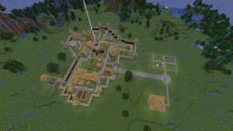 Villager Capital Minecraft Map & Project