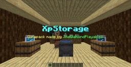 XpStorage - Store EXP into Items and back! [1.14] Minecraft Data Pack