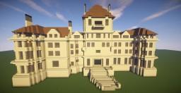 Lockwood Mansion (Jurassic World: Fallen Kingdom) Minecraft Map & Project