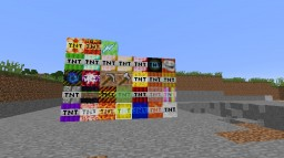 Even More TNT Minecraft Mod