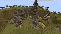 Sodor Village Minecraft Map & Project