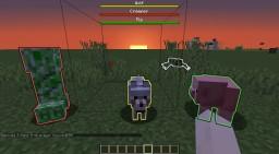 Mob Detection V1.9 Minecraft Data Pack