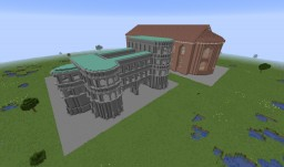 Roman Monuments in Trier Minecraft Map & Project