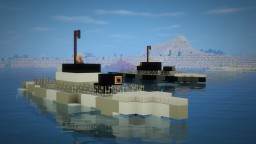 Pocket U-boat Pack (3 submersibles) Minecraft Map & Project
