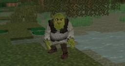 Shrek - 1.14 vanilla Java Minecraft Data Pack