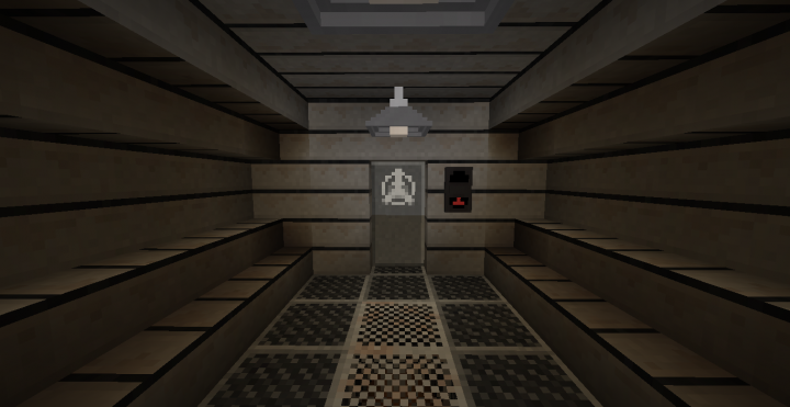The Containment Breach (Modded) Minecraft Project