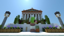 AC Oydssey Heraion of Samos Minecraft Map & Project