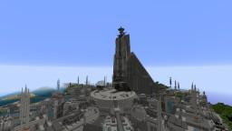 Scarif (Star Wars Planet) Minecraft Map & Project