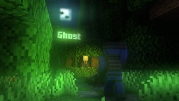 Commission   Ghost Minecraft Map & Project
