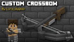 Custom Crossbow (1.14) New Skins! Minecraft Texture Pack