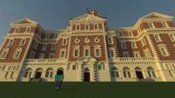 Chelsea College of Arts Minecraft Map & Project