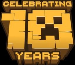Celebrating 10 years of Minecraft! Minecraft Blog