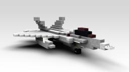 F-22 Raptor Fighter Jet [1.5:1] Minecraft Map & Project