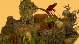 Goblin's Battle Minecraft Map & Project
