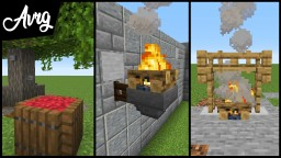 10 Small Ways To Decorate Your House In Minecraft 1 14 Minecraft Project