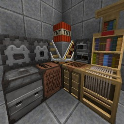 3D Addon: Lithos 1.13 - 1.14 Minecraft Texture Pack