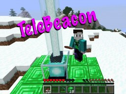 TeleBeacon DataPack Minecraft Data Pack