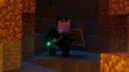 First render I've done using eevee in blender! Minecraft Blog