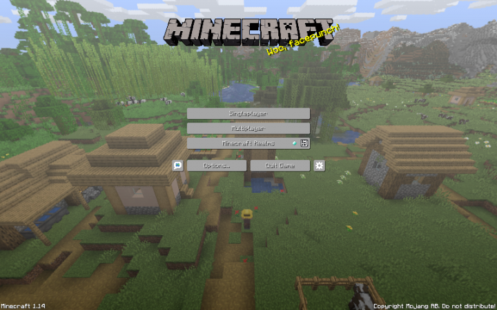 Simplified GUI (V1.8) Minecraft Texture Pack